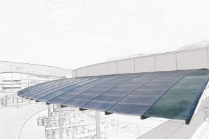 verrières-photovoltaïques-cintrees