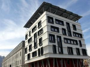 cristalera fotovoltaica bonne energie