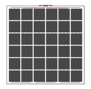panneaux photovoltaïques semi-transparents 2ES
