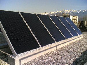 thermal solar-SDH