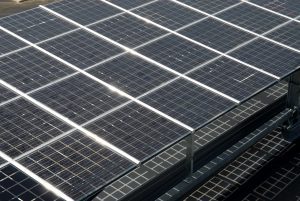 double-glass photovoltaic panels